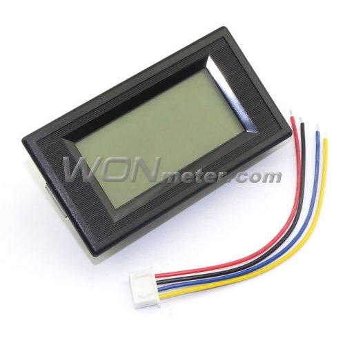 Digital Ohm Meter : Lcd display kΩ ac dc digital ohm meter resistance