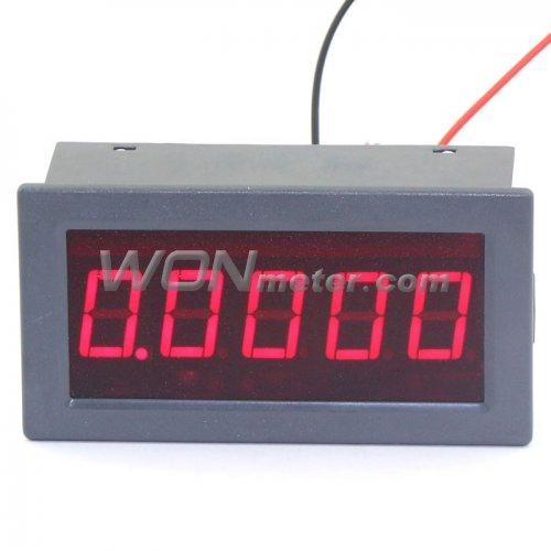 Volt Meter Small Digital Led Display Charging Circuit Monitor Ebay